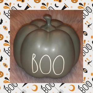 RAE DUNN  |  BOO Pumpkin